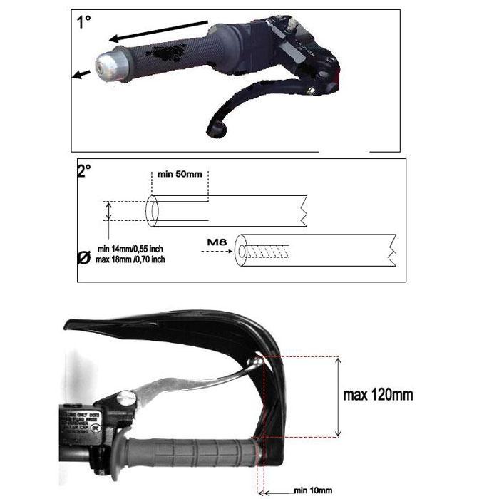 protege mains flash scooter crazydeal moto. Black Bedroom Furniture Sets. Home Design Ideas